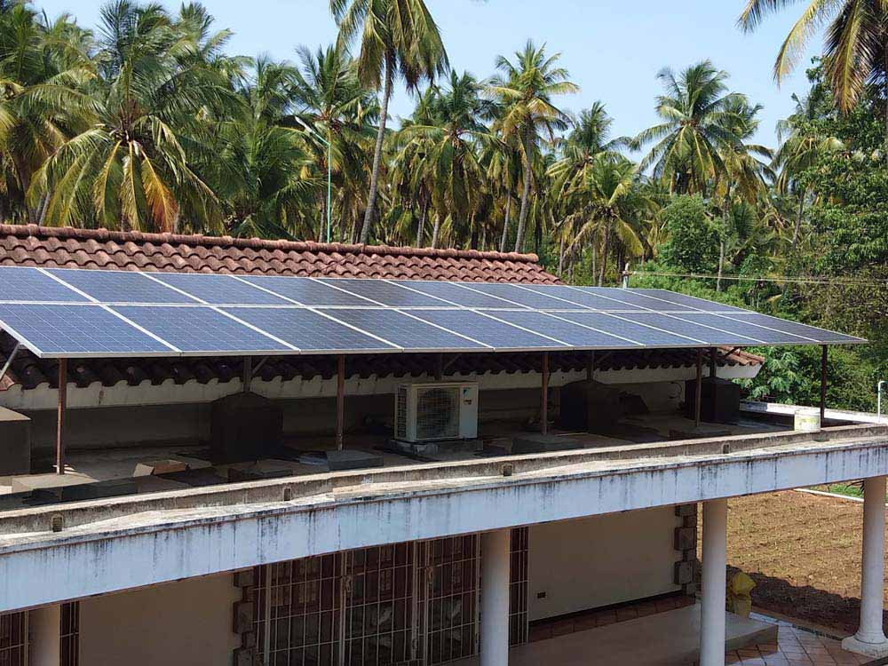 5kw solar rooftop