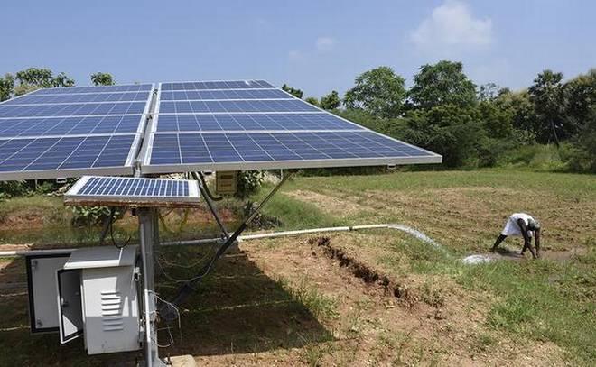 solar pump news