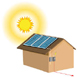 solar rooftop - off grid